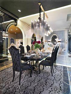 Milan furniture stores luxury Turri showroom at Via Borgospesso