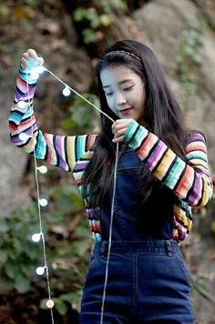 I love this Korean beauty. Cute Korean, Korean Girl, Asian Girl, Iu Fashion, Korean Fashion, Korean Celebrities, Celebs, Robin, Korean Star