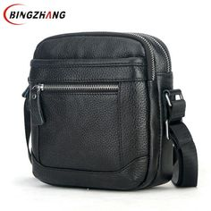 $39.96 (Buy here: https://alitems.com/g/1e8d114494ebda23ff8b16525dc3e8/?i=5&ulp=https%3A%2F%2Fwww.aliexpress.com%2Fitem%2F2015-Genuine-leather-small-messenger-bags-for-men-male-casual-real-cowhide-single-shoulder-bag-crossbody%2F32721210000.html ) 2016 Genuine leather small messenger bags for men male casual real cowhide single shoulder bag crossbody handbags man L4-2684 for just $39.96