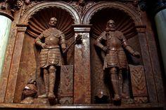 Nagrobki z Żółkwi Lithuania, Poland, Buddha, Arch, Europe, Crown, Statue, Polish, Longbow
