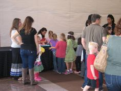 Our Free Family Festival attendees were asked to bring canned goods for our food drive.  Thanks to the generosity of our patrons, 10 full cases of food were donated to Feeding America San Diego.