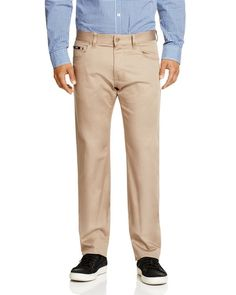 Boss Hugo Boss Maine Techo Regular Fit Pants