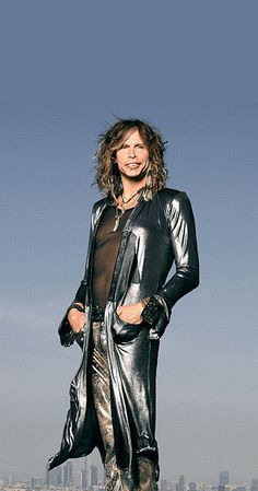Steven Tyler...still rockin' and yummy