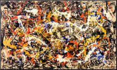 Convergence, Jackson Pollock