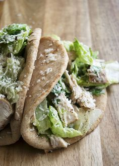 "Copycat Chicken Caesar Pita As a server, I hate when a restaurant discontinues a popular item on the menu. It puts you in a terrible mood, because you know your whole shift you will be hearing these questions/statements: ""Why did they stop making this?"" ""That was a mistake."" ""I'm going to… Continue reading"