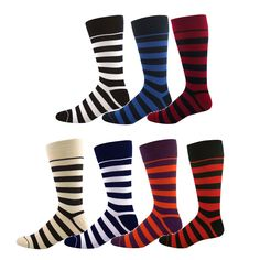 df0b1bd83f7 Absolute Socks - Men s Bold Striped Socks