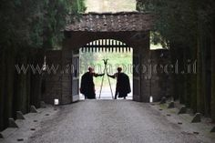 ALMA Project @ Castello Il Palagio - Medieval Duellists (rear)