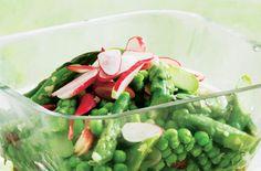 Asparges salat