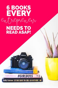 6 books every entrepreneur needs to read ASAP Social Media Books, Social Media Tips, Entrepreneur Books, Business Entrepreneur, Creative Jobs, Creative Business, Business Advice, Online Business, Business Help