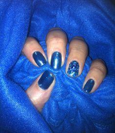 Bleu strass