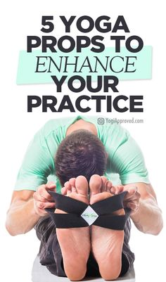5 Yoga Props to Enhance Your Practice