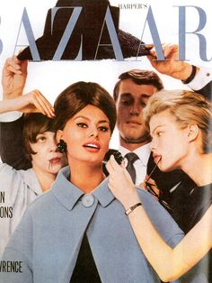 #halston   The first hat to ever grace a magazine cover designed by Roy Halston.