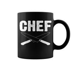 Chef HOT MUG : coffee mug, papa mug, cool mugs, funny coffee mugs, coffee mug funny, mug gift, #mugs #ideas #gift #mugcoffee #coolmug