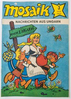 """DDR Museum - Museum: Objektdatenbank - """"Mosaik 1979"""" Copyright: DDR Museum, Berlin. Eine kommerzielle Nutzung des Bildes ist nicht erlaubt, but feel free to repin it!"""