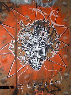 """graffiti art: graffiti art on barcelona"" by ideacat"