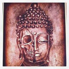 #Buddha #tattoo #art