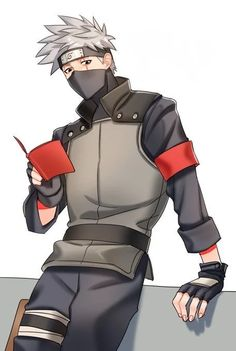 kakashi the sixth hokage