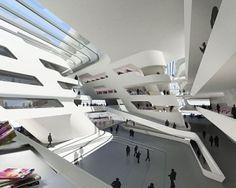 Zaha Hadid by FuturisticNews.com