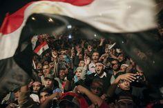 Tras la Primavera Árabe.