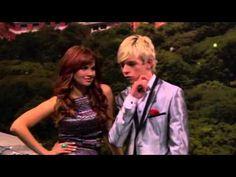 (austineallybr.com) Austin Moon ft. Jessie (Ross Lynch ft. Debby Ryan) - Face to Face clipe
