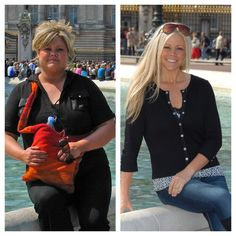 Weight+Loss+Motivation+Inspiration | Before & After: Jen's Journey