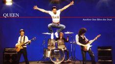 Ekip ve yapımcı Reinhold Mack bu parçayı mikslerken, Brian May'in roadie'si şarkının single olarak yayımlanmasını önerir ancak kabul görmez. Bir konser sonrası aynı tavsiye Michael Jackson'dan da gelince işler değişir. Single yayımlanır ve Amerika listelerinde birinci sıraya ulaşır (o sırada Amerika'da Queen pek tanınmadığından, dinleyiciler şarkıyı siyahi bir adamın söylediğini düşünmüşlerdi). Devamı: http://bagimsizdegisken.com/portfolio/queen-another-one-bites-the-dust