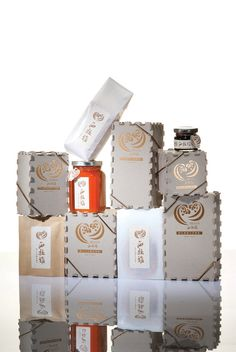Packaging of the World: Creative Package Design Archive and Gallery: Siraya Harvest