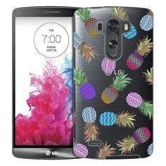 LG G3 Pineapple Crazy Case