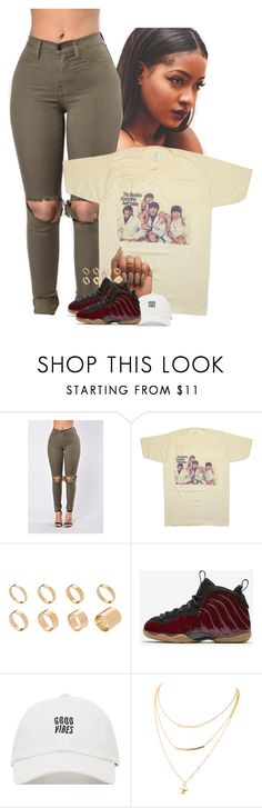 """✨"" by muvaaliyah ❤ liked on Polyvore featuring ASOS and NIKE"