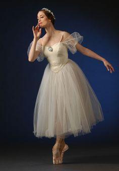 Julie Kent, American Ballet Theatre (ABT) - Les Sylphides