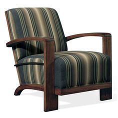 Cape Lodge Club Chair - Chairs / Ottomans - Furniture - Products - Ralph Lauren Home - RalphLaurenHome.com