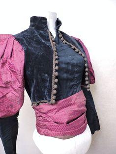 All The Pretty Dresses: Fabulous 1890's Bodice