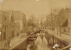 Baangracht Alkmaar (jaartal: 1910 tot 1920) - Foto's SERC