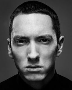 Eminem. Another one of the many celebrities I'd love to meet. Such an amazing rapper and sweet person. Has overcome so much in his life.