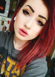 Alternative girl