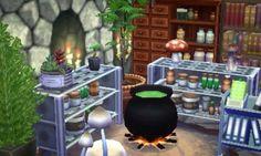 mayorofhobbiton:  Potions and Herbology