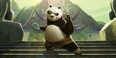 Kung Fu Panda 3 Introduces Po's Father, See The New Pics image