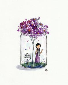 Girly Drawings, Art Drawings Sketches Simple, Sketchbook Drawings, Doodle Drawings, Color Pencil Art, Cartoon Art, Cute Art, Painting & Drawing, Illustration Art