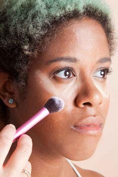 Face Contouring Tutorial Makeup How To