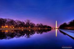 Washington Monument at Night Jessica Veltri Photography