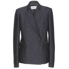 Mulberry - Jacquard wool-blend blazer - mytheresa.com