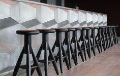 Tabouret de bar design par Eero Aarnio - ROCKET
