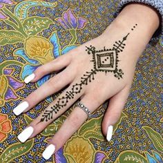 geometric henna - Google Search