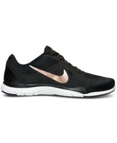 outlet store 33bc1 df2fb Nike Women s Flex Trainer 6 Training Sneakers from Finish Line   Reviews - Finish  Line Athletic Sneakers - Shoes - Macy s