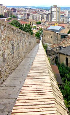 The city of Girona in Costa Brava, Spain makes for a great day trip. Check out these photos and get in the mood!