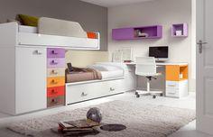 Natural and Colorful Kids Bedroom Design with Bunk Beds Tips on Purchasing Modern Kids Bunk Bed Furniture Part 1 Bunk Beds For Sale, Bunk Bed Sets, White Bunk Beds, Modern Bunk Beds, Low Loft Beds, Kids Bunk Beds, Girls Bedroom Furniture, Bed Furniture, Kids Bedroom