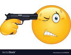 Suicide emoticon vector image on VectorStock Free Vector Images, Vector Free, Emoticon Faces, Naughty Emoji, Consulting Logo, Vector Stock, Vector Design, Logo Branding, Adobe Illustrator
