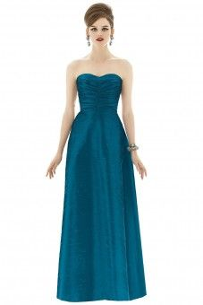 Alfred Sung bridesmaid dress - style D633 $161