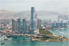 WORLDS HIGHEST HOTEL | RITZ CARLTON HONG KONG