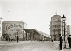 Prunkbauten, Fabriken und Elendsquartiere: Im 19. Jahrhundert verwandelte sich Berlin in eine Metropole. Fotografien aus dieser Zeit zeigen eine stolze Stadt im Wandel.